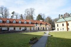 budova č.p. 29 Odlochovice