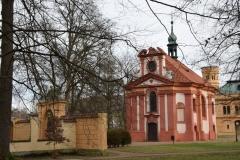 kaple sv. Jana Nepomuckého (1)